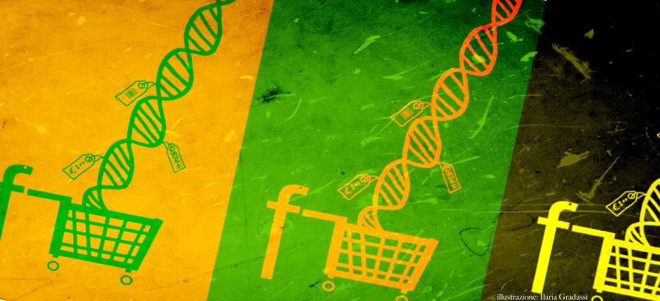 DNA supermarket