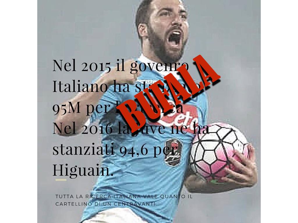 Ricerca Higuain .001