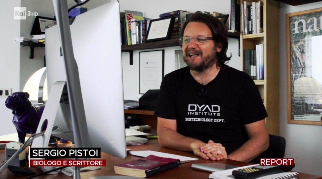 sergio pistoi Report rai 3
