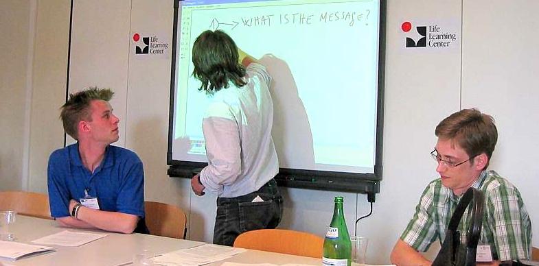 science writing workshop