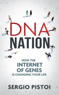 """Crux Publishing, 2019 I'm thrilled to introduce my new book DNA NATION: How the Internet of Genes is Changing your Life (Crux Publishing, 2019).It is the first book to address every facet of over-the-counter DNA testing and its impact on science, society and our daily life. I did it with curiosity and a down-to-earth approach. It was a great adventure and an extenuating work of research and writing.   Like millions of people today, I spat into a tube and sent the sample to a company to read and share my DNA online. I discovered at least two dozen things you can do with your DNA on the Internet today. Do you know all of them?   Some of these applications are revolutionary, others are close to quackery. All of them come with opportunities and threats and will redefine your social life.   Do these services work? What can we tell by reading our genes? Which is the right company to use? How genetic testing is changing our perception of family, ethnicity, and """"self""""? Can we defend our privacy? What happens when millions of individual DNAs are interlocked in a social network?    Each chapter of DNA NATION demystifies a different application of consumer genomics with real-life examples, curious stories and cutting-edge research, often challenging our ideas about heredity and genetics.   If you have a DNA (spoiler alert: yes you have one) then this is the book for you. Even if you don't know anything about genetics. It you are considering buying a DNA test, then this is the book for you.  And if you liked my previous work, you will love DNA NATION!"""