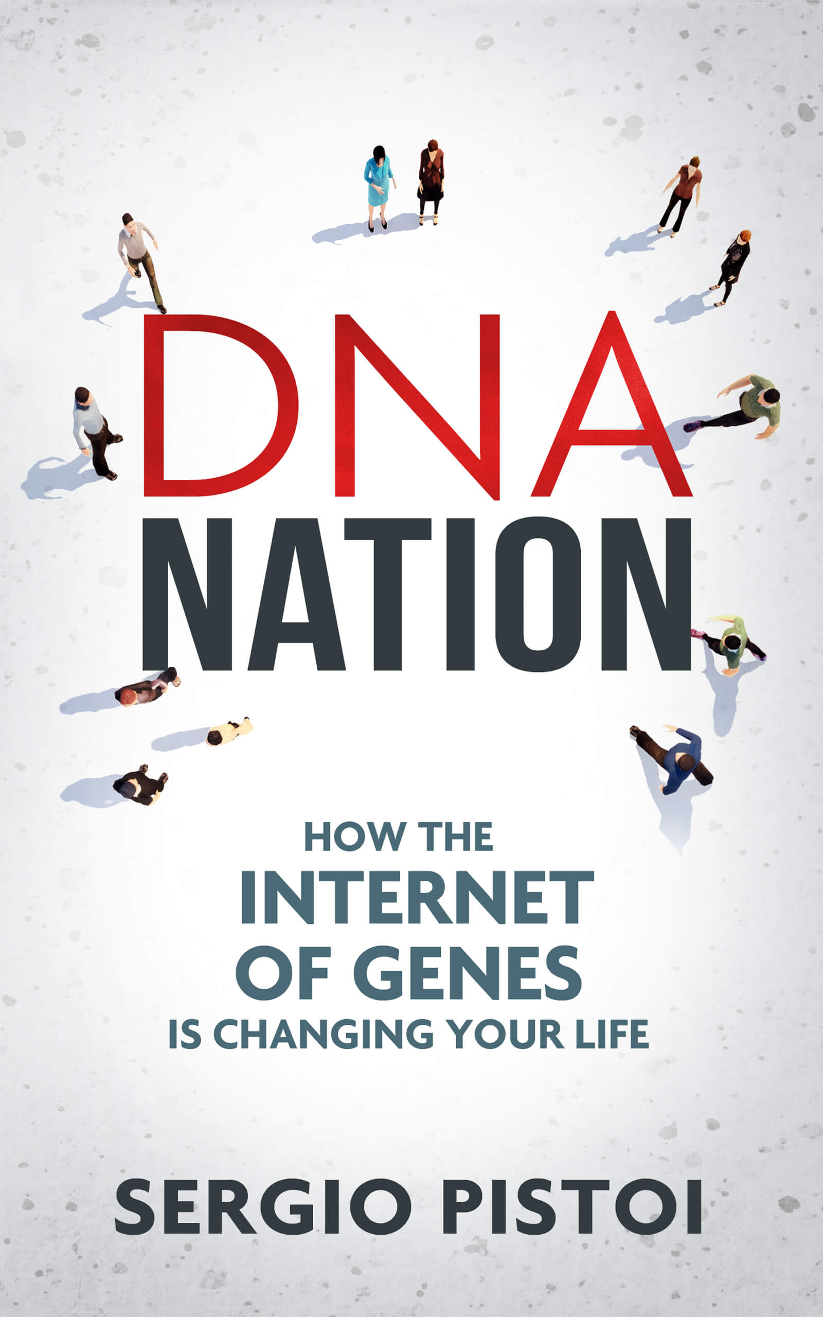 DNA Nation Front cover